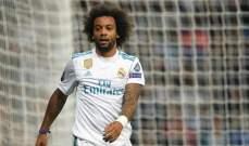 مارسيلو:مغادرة ريال مدريد لم تخطر ببالي