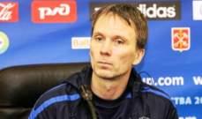 خسارة استونيا امام المانيا تطيح بالمدرب مارتن ريم