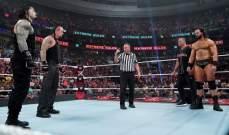 الأندرتيكر يشيد بنجوم المصارعة الحاليين