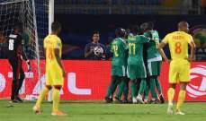 كأس الأمم الأفريقية: السنغال الى النصف نهائي بفوز صعب على بنين