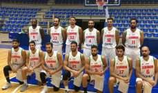 لبنان يتفوق بسهولة تامة على المنتخب السوري ويصل الى الدور الثاني