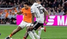 تقييم اداء لاعبي منتخبي المانيا وهولندا