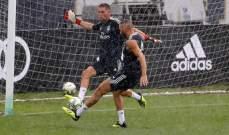 صفحة ريال مدريد تنشر فيديو لاهداف بنزيما