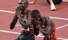 أولمبياد طوكيو- قوى: ثنائية كينية في 800 م