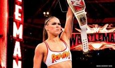 روندا راوزي تهاجم جماهير المصارعة بعد صرف براي وايت