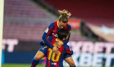 الليغا: ميسي يقود عملية اكتساح برشلونة لخصمه ريال بيتيس بخماسية