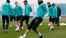 ريال مدريد يستعد لمواجهة برشلونة في كلاسيكو الكامب نو