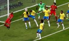 رقم سلبي لـ فيرناندينيو في كأس العالم