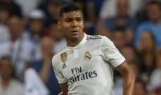 كاسيميرو: نيمار سيكون مذهلاً في ريال مدريد