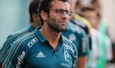 """بيراميدز يفسخ عقد المدرب البرازيلي """"ألبيرتو فالنتيم"""" بالتراضي"""