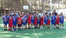 هوبس الى الدور ربع النهائي لبطولة ماتيرا الدولية بكرة السلة
