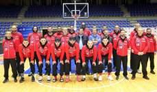 منتخب لبنان لكرة السلة  يوحد جميع اللبنانيين