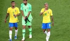 البرازيل تواجه المكسيك والسويد تلاقي سويسرا