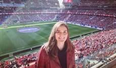 كالديرون في ملعب اتلتيكو مدريد