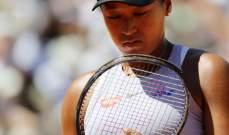 رولان غاروس للتنس: اوساكا خارج البطولة