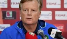 الهولندي فوتا مدربا جديدا للوحدة الإماراتي