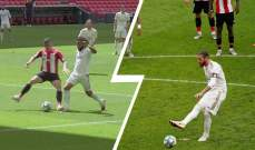 تقنية الفيديو تضرب من جديد في مباراتي ريال مدريد وبرشلونة