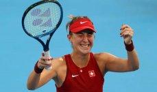 اولمبياد طوكيو: بنتشيتش تمنح سويسرا أول ذهبية بالفردي بعد 29 عاماً