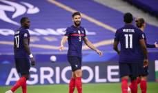 اهم ارقام مباراة فرنسا - كرواتيا