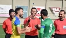 خاص:من هم أفضل اللاعبين ومدرب الجولة الثانية عشر من الدوري اللبناني لكرة القدم ؟