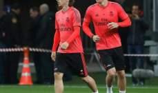 ريال مدريد طالب بتقليل دقائق مشاركة نجميه في المباريات الدولية