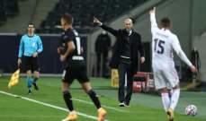 زيدان يحدد الثلاثي الهجومي لـريال مدريد