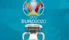 منتخبات تعتمد على مدربين جدد في يورو 2020