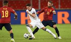 راموس: المنتخب الاسباني كان لديه الامل حتى نهاية اللقاء امام المانيا