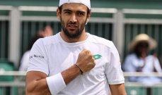 بيريتيني يحقق انجازاً ايطالياً غير مسبوق في ملاعب التنس