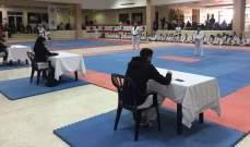 امتحان ترقية في التايكواندو