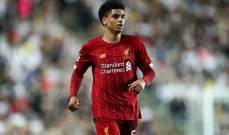 ليفربول يعلن انتقال مدافعه الشاب هوفر الى وولفرهامبتون