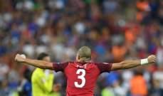 بيبي افضل لاعب في نهائي اليورو
