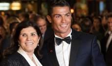 والدة رونالدو: كريستيانو فخري في الحياة ولم أسامح والدي