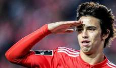 موعد انضمام جواو فيليكس الى تدريبات اتلتيكو مدريد
