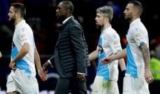 سيدورف يقود ديبورتيفو لاكورونيا لتسجيل اسوأ سلسلة نتائج في مسيرة النادي