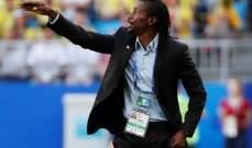 رسميا : الاتحاد السنغالي يمدد عقد المدرب سيسي لعام اضافي