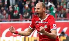 الألماني هوفيديس يفسخ عقده مع لوكوموتيف موسكو