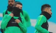 لاعب السعودية: خضنا مباراة عادية وحققنا الأهم بالنهاية