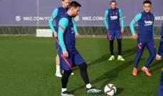 برشلونة يعاني من ازمة دفاعية قبل مواجهة اوساسونا