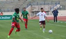النجمة يخرج حسابيًّا من كأس الاتحاد الاسيوي بخسارة امام الوحدات في بيروت
