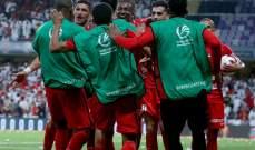 شباب الاهلي دبي يعانق كاس رئيس دولة الامارات