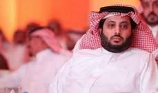 الأهلي يرفع اسم آل الشيخ من الرئاسة الشرفية وتركي يرد