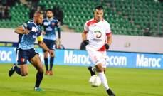 رسميا ...لاعب حسنية أغادير ينتقل للرائد السعودي