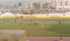 خاص: مشاهدات من مباراة العهد وشباب الغازية على ملعب بلدية صيدا