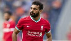 محمد صلاح يحصد جائزة لاعب الشهر في ليفربول