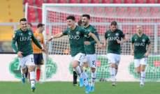 الدوري الايطالي: بولونيا يهزم ليتشي وتعادل قاتل بين بارما وبريشيا