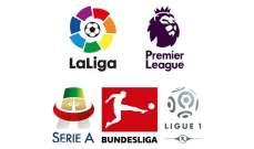 أبرز الأحداث الكروية التي شهدتها الدوريات الأوروبية الكبرى في جولة نهاية الأسبوع