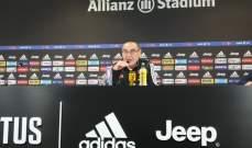 ساري: ديبالا يقدم اداء جيد واعتقد ان بيرنارديسكي لا يريد المغادرة