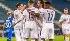 احصاءات عن الفرق المشاركة في الدوري الاوروبي