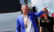 شون براتشز يؤكّد مغادرته الفورمولا 1